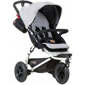 Mountain Buggy Klapvogn - Swift, Silver