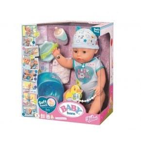 Baby Born Soft Touch Drenge Dukke