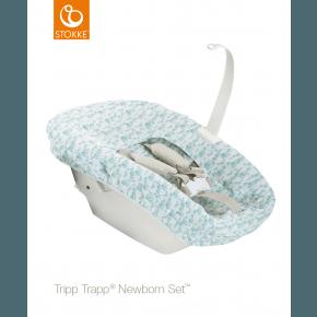 Tripp Trapp Newborn Textile Set - Aqua