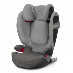 Cybex Solution S-fix autostol (2019) - Manhattan Grey