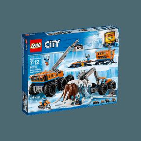 LEGO CITY - Mobil polarforskningsbase - 60195