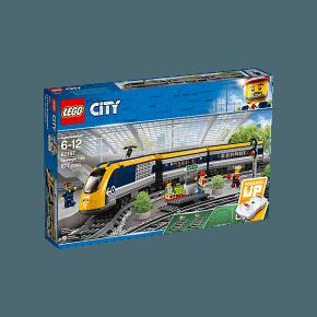 LEGO City - Passagertog - 60197