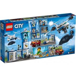 LEGO City, Luftpolitiets luftbase - 60210