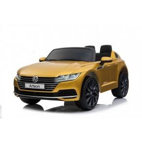 Ride Ons VW Arteon - gul med fjernbetjening