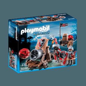 Høgeriddernes Kampkanon (6038) - Playmobil