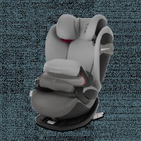 Cybex Pallas S-fix autostol (2019) - Manhattan Grey