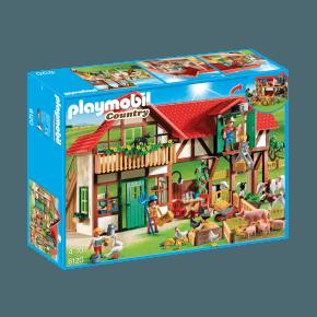 Stor Bondegård (6120) - Playmobil