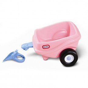 Little Tikes Cozy Coupe Princess Trailer