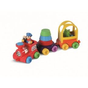 Little Tikes Discover Sounds Sort'n Stack Train