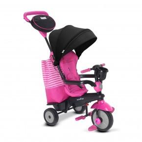 SmarTrike klapvogn Swing DLX - pink