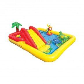 Intex Pool - legecenter med tilbehør