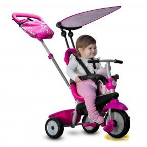 SmarTrike startcykel Vanilla - pink