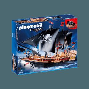 Sørøverskib (6678) - Playmobil