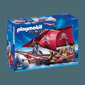 Soldatskib (6681) - Playmobil