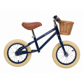 Banwood Løbecykel, First go - Navy Blue
