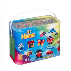 Hama Midi Perler 30.000 - Mix 67
