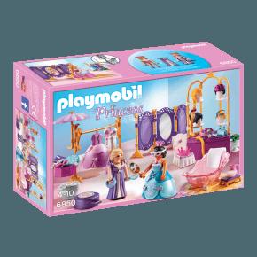 Påklædningsværelse med salon (6850) - Playmobil