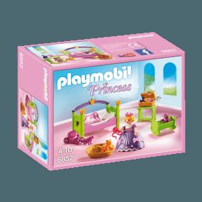 Kongeligt Børneværelse (6852) - Playmobil