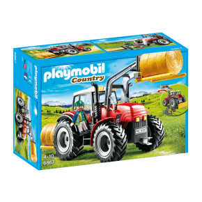 Stor Traktor (6867) - Playmobil