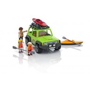 Familiebil (6889) - Playmobil