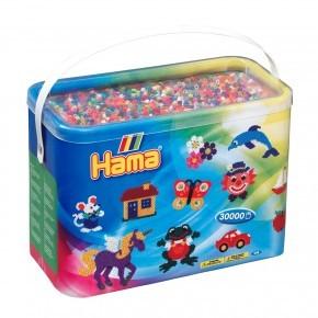 Hama Midi Perler 30.000 - Mix 68