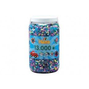 Mix 69 13.000 stk. perler - Hama Midi