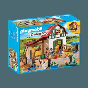 Rideskole (6927) - Playmobil