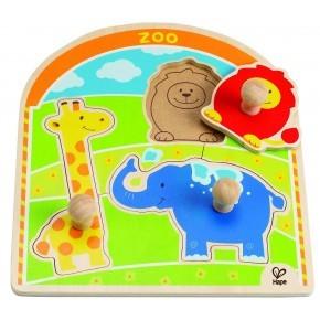 HAPE Zoo Puslespil