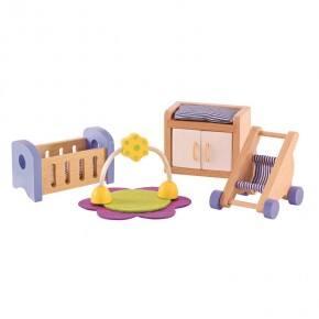 HAPE Dukke Babyværelses Møbler