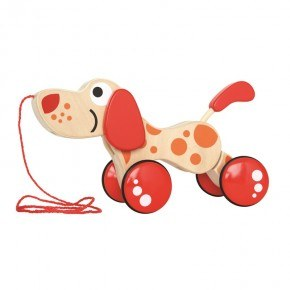 Hape Walk-A-Long Puppy - Hund