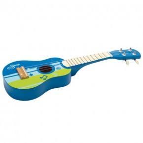 Hape Guitar - blå