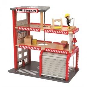 Hape Brandstation Fire Station