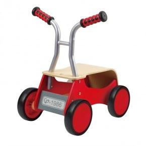 HAPE Little Red Rider - Gåvogn