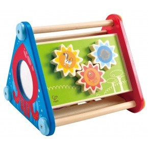 HAPE Take-Along - Aktivitetsboks