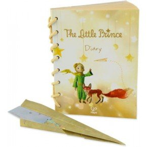 The little prince frindship diary - Hape Legetøj