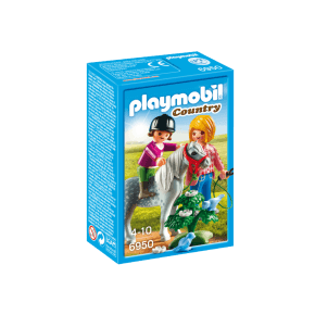 Gåtur med pony (6950) - Playmobil
