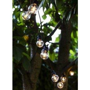 Sirius Lucas Startsæt - 10 klare LED-pærer