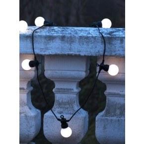 Sirius Suppleringskæde til Lucas-serien - 10 matte LED-pærer