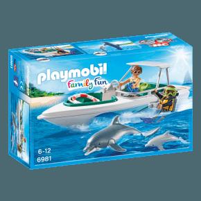 Dykkertur med speedbåd (6981)
