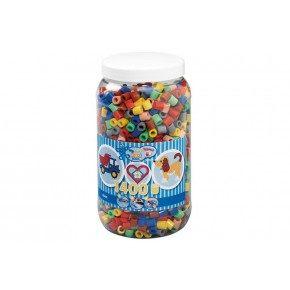 Hama maxi - Bøtte med 1400 perler