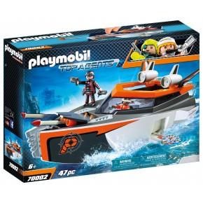 Playmobil Top Agents SPY TEAM Turboskib - 70002