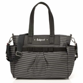 Babymel Cara - Stripe Grey