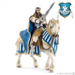 Schleich - Grifridder konge til hest