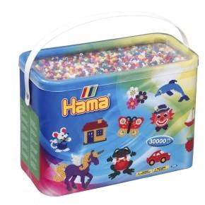Hama Midi Perler 30.000 - Mix 00