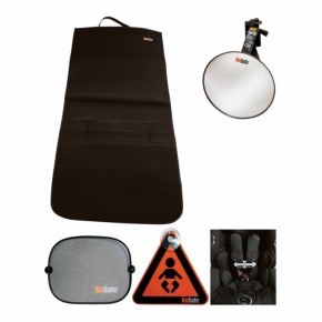 Be Safe Accessory Pakke - Bagudvendt