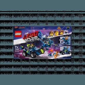 LEGO The LEGO Movie, Rex-treme offroader -70826
