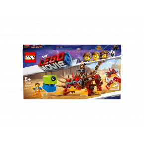 LEGO The LEGO Movie UltraKat og kriger Lucy -70827