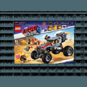 LEGO The LEGO Movie Emmet og Lucy flugtbuggy 70829