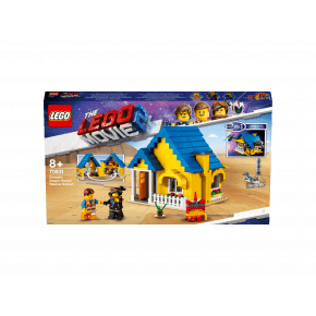 LEGO The LEGO Movie Emmets redningsraket 70831
