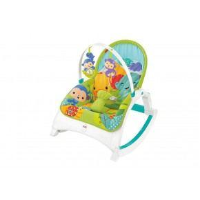 Fisher Price Newborn to Toddler Rocker Skråstol